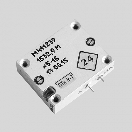 Frequency-Setting Module М411239